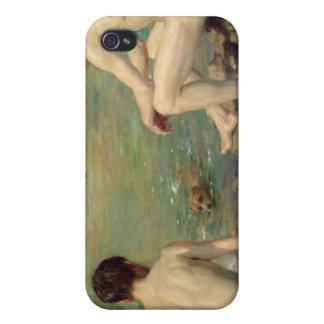 Three Companions iPhone 4 Covers