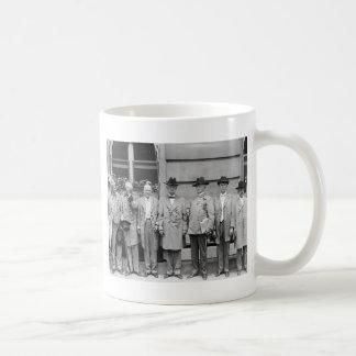 Three Confederate Generals, 1917 Coffee Mug