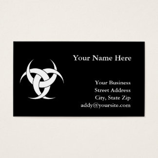 Three Crescents Business Card