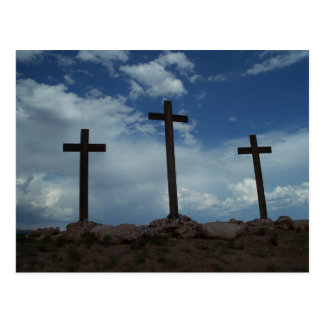 Three Crosses - Sedona, Arizona Postcard photo