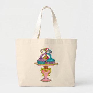 Three Cupcakes Bag