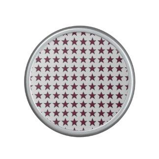 Three-D Patriotic Stars Speaker
