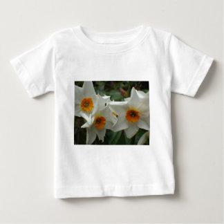 Three daffodils baby T-Shirt