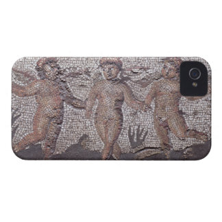 Three dancing putti accompanied by one playing the Case-Mate iPhone 4 cases