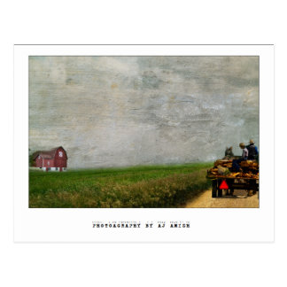 three day - postcard