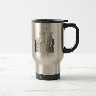 Three Day Salute Stainless Steel Travel Mug