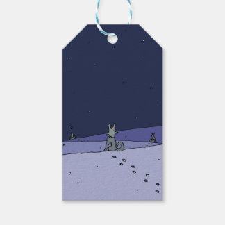 Three Dog Night Gift Tags