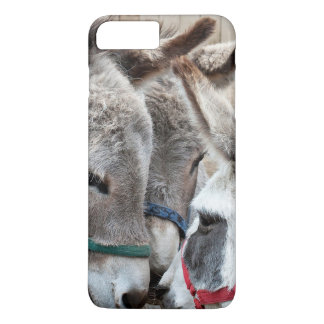 Three Donkeys In A Meeting iPhone 7 Plus Case