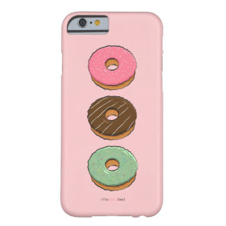 Three donuts phone case