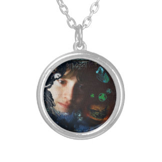 Three Drops for Gwion Bach Pendant