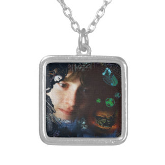 Three Drops for Gwion Bach Personalized Necklace