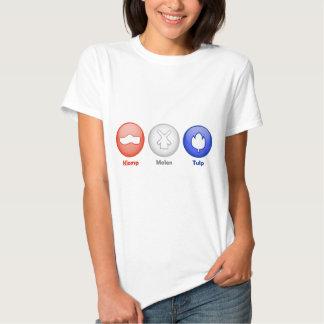 Three Dutch Icons Shirt