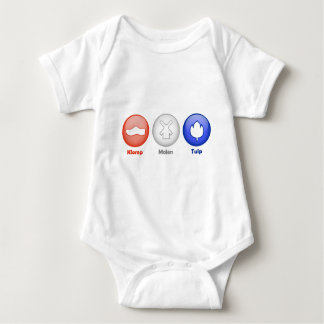 Three Dutch Icons T Shirts