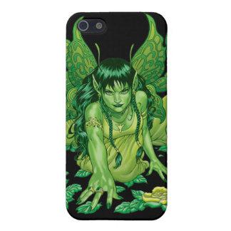 Three Earth Fairies Fantasy Art by Al Rio Case For The iPhone 5