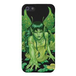 Three Earth Fairies Fantasy Art by Al Rio iPhone 5/5S Covers
