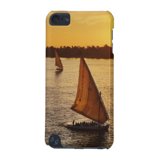 Three falukas with sightseers on Nile River at iPod Touch 5G Cases