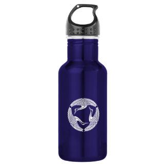Three feather crane 532 ml water bottle