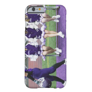 Three female cheerleaders (16-18) watching barely there iPhone 6 case