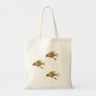 Three fishes Bag