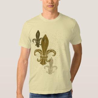 Three Fleur De Lis Shirts