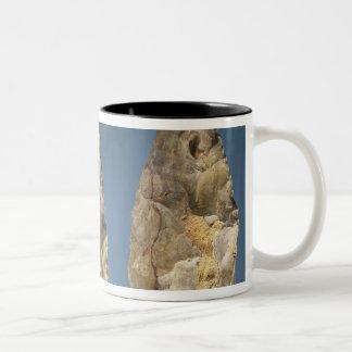 Three flint tools mugs