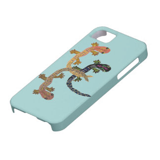 Three Geckos IPhone 5 Case