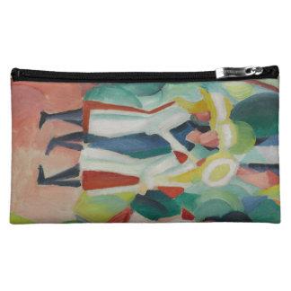 """Three Girls"" Art accessory bags"