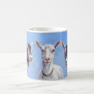 Three Goats Coffee Mug