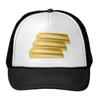 three-golden-gold bars.get rich cap