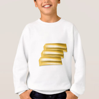 three-golden-gold bars.jpg sweatshirt