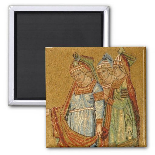 Three Graces Refrigerator Magnets