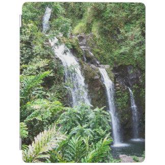 Three Hawaiian Waterfalls Ipad Smart Cover iPad Cover