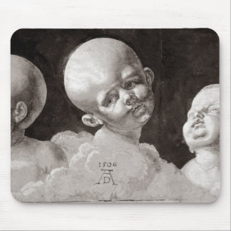 Three Heads of Children, 1506 Mouse Mat