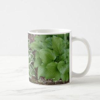 Three Hostas 11 oz Coffee Mug