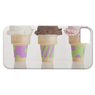 Three ice cream cones iPhone 5 covers