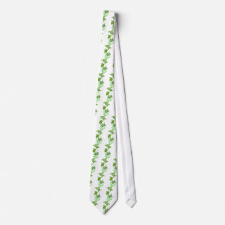 Three in a row sea turtle tie