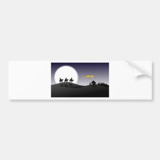 Three Kings Bumper Sticker