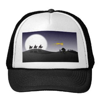 Three Kings Trucker Hats