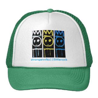 Three Kings Mesh Hat