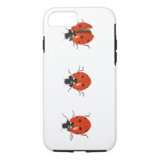 Three ladybirds 2013 iPhone 8/7 case