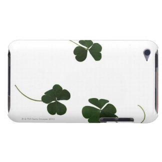 Three-leaf clover barely there iPod cover