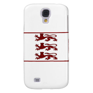 Three Lions of England Galaxy S4 Case