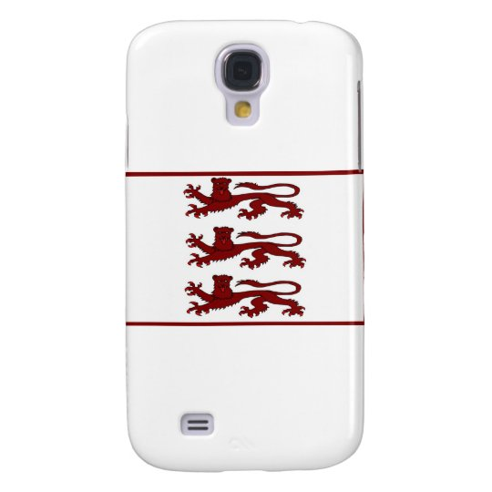 Three Lions of England Galaxy S4 Case