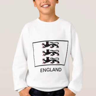Three Lions of England Sweatshirt