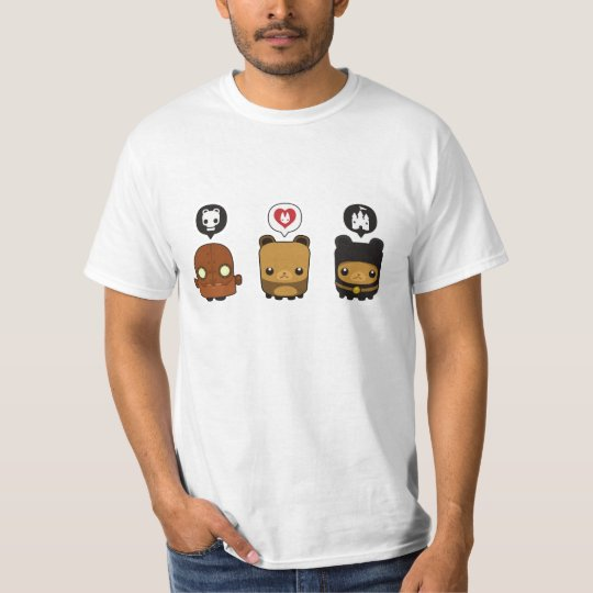 Three Little Bears? T-Shirt