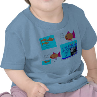 Three Little Fishes Shirt