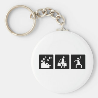 Three Little Pics - Women 2 Key Chains