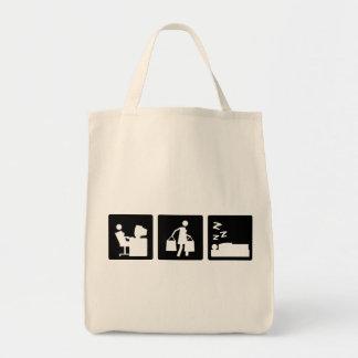 Three Little Pics - Women 3 Canvas Bags