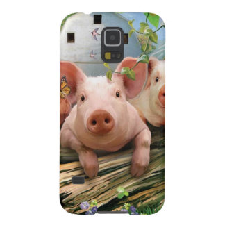 Three Little Pigs Galaxy S5 Case