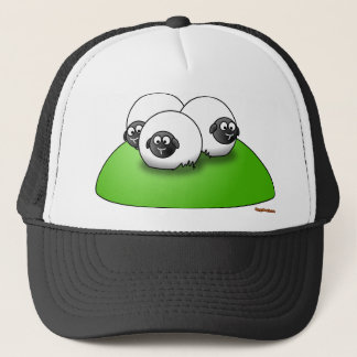 Three Little Sheep Hat